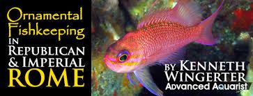 aquaculture ornamental fishkeeping in republican and imperial