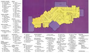 utc mall map paradise valley mall map my