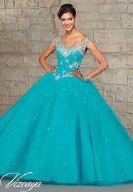 aqua quinceanera dresses quinceanera dresses gowns toledo atlas bridal shop