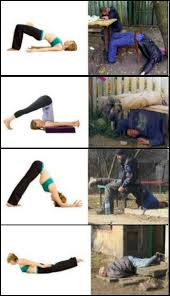 Drunk Yoga Meme - 87 funny yoga guy a couples yoga routine your guy will actually