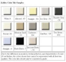 kohler porcelain sink colors kohler kitchen sink colors kohler toilet colors chart http