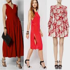 red dress black shoes naf dresses