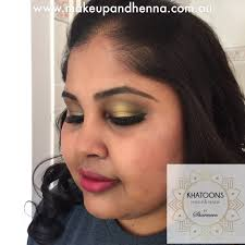 Henna Eye Makeup Khatoons Makeup And Henna U2013 By Sharmeen Queensland Beautifinda