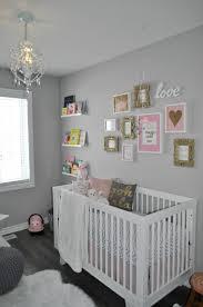 chambre bébé gris idee deco chambre bebe fille gris et idées de décoration