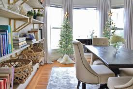 Living Room And Dining Room Together Dining Room Updates And Holiday Touches Simply Styled