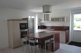 cuisine avec pose cuisine avec ilot central table 8 fabrication et pose de