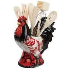 rooster kitchen ebay
