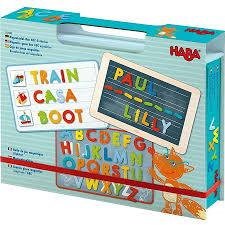 Haba Bad Rodach Haba Magnetspiel Box Abc Entdecker 302590 Babymarkt De