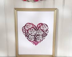 Valentine S Day Wall Decor by Valentines Day Decor Etsy