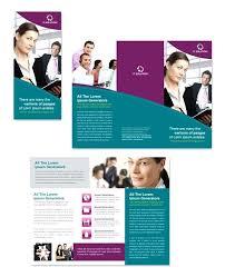 3 fold brochure template free trifold brochure template 3 fold brochure template free