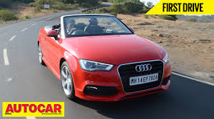 bmw open car price in india audi a3 cabriolet drive review autocar india