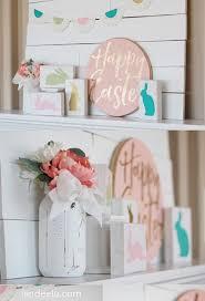 diy fall mantel decor ideas to inspire landeelu com 12 cute diy easter home decor ideas style motivation