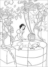 snow white coloring book snow white coloring pages