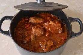plat cuisiné à congeler goulash de porc recette avancer cuire et rapide