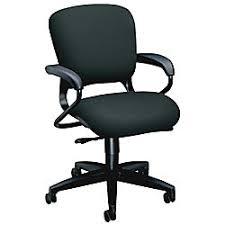Mobius Chair Hon Mobius 4703 Mid Back Fabric Chair 40 H X 25 12 W X 19 14 D