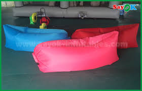 canapé lit gonflable sommeil paresseux de déplacement d air de laybag de plage gonflable