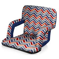 ventura backpack reclining beach chair by picnic time stadium