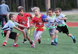 Nfl Challenge Flag Nfl Flag Football League A Winning Game In The Upper County News
