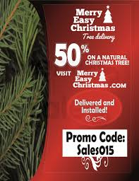 christmas tree home delivered at 50 off allsales ca