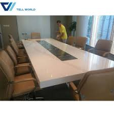 Western Conference Table China Multi Function Curved Modern Smart Conference Table Western