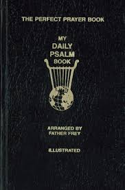 prayer book daily psalm book the prayer book