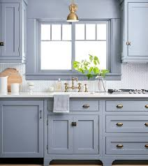 light blue cabinets kitchen blue cabinets yay or nay the hydrangea
