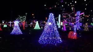 broken arrow christmas lights rhema christmas lights in broken arrow oklahoma youtube