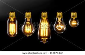 old style light bulbs old style incandescent bulbs stock photo royalty free 110870342