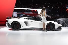 Lamborghini Aventador Spyder - lamborghini u0027s aventador sv roadster too to go by unnoticed