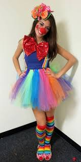 Cool Halloween Costumes Girls 25 Clown Costumes Ideas Circus Themed