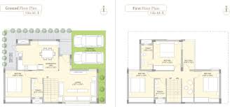 pacifica aurum villas in padur chennai price location map