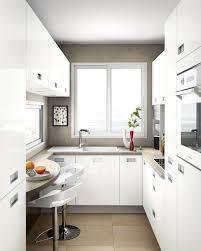 amenager cuisine 6m2 cuisines petits espaces refrigerateur armoire petit