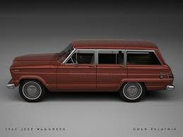 1960 jeep wagoneer a garagem digital de dan palatnik the digital garage project