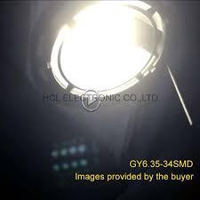 high quality 12v 6w gy6 35 led lights led g6 35 light 12v g6 led