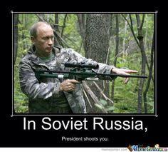 Russia Meme - the goofy in soviet russia meme is still going around the