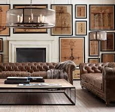 Chesterfield Sofa Restoration Hardware by 25 Best Restoration Hardware Floor Lamps Ideas On Pinterest