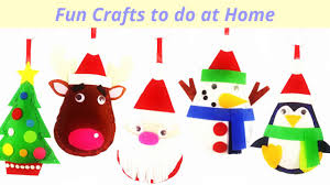 christmas crafts to do at home creative christmas crafts to make