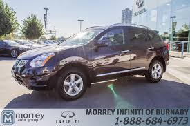 nissan rogue fully loaded 2013 nissan rogue awd special edition no icbc accident claim used