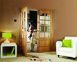Room Divider Door - internal french doors and room dividers oakwood doors and spray