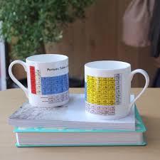Periodic Table Mug Pedlars