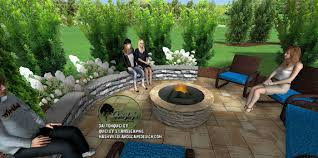 Patio Landscape Design Nashville Landscape Design Services For Brentwood Franklin Tn