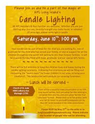 candle light dinner long island long island adoptive parents committee