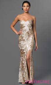 Gold Sweetheart Dress 100 Images Sweetheart Sequin Embellished