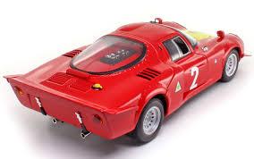 1968 alfa romeo 33 2 daytona racing car ricko 1 18 details