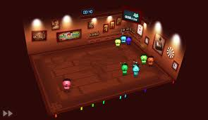 humanity walks into a bar by luderia playluderia on game jolt