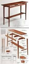 Woodworking Plans Bedside Table by Ash Table Plans Furniture Plans And Projects Woodarchivist Com