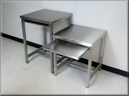 steel workbench legs bench decoration