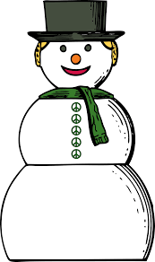 snowman smile with love coloring pages christmas coloring pages