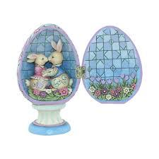 jim shore easter baskets panoramic bunny easter egg jim shore heartwood creek 4056946