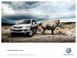 volkswagen ddb volkswagen india vw touareg elephant rhino adeevee